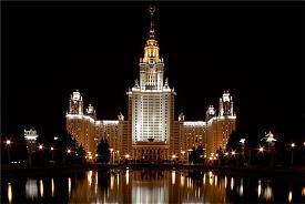 сталинские высотки в москве|Фото:webid-studio.livejournal.com