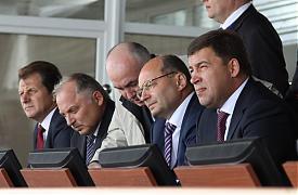 гредин мишарин куйвашев|Фото: департамент информационной политики губернатора свердловской области