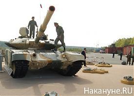 выставка вооружений нижний тагил 2011 танк|Фото: Накануне.RU