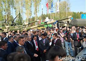 выставка вооружений нижний тагил 2011 путин|Фото: Накануне.RU