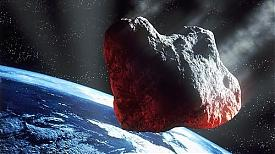 космос астероид метеорит Фото:cache.gawker.com