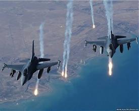 НАТО авиация Ливия бомбардировка Фото:warchechnya.ru