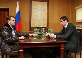 медведев юревич|Фото: пресс-служба губернатора челябинской области