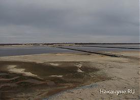 строительство моста через р. надым|Фото: Накануне.RU