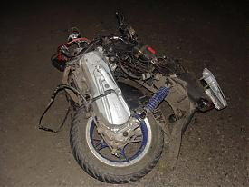 авария скутер|Фото:пресс-служба УГИБДД по Свердловской области