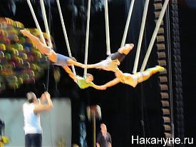 цирк дю Солей Saltimbanco репетиция|Фото:Накануне.RU