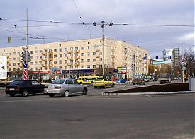 екатеринбург, перекресток ленина-луначарского,100е|Фото: ekburg.ru