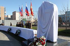 открытие памятника белочехам в Челябинске|Фото:cheladmin.ru