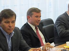 Михаил Максимов Сергей Филиппов|Фото:Накануне.RU