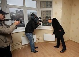 александр мишарин,  батарея, квартира|Фото: amisharin.ru