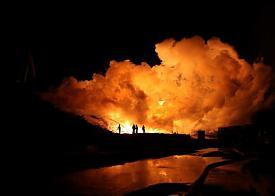 пожар архангельск порт|Фото: 29.mchs.gov.ru