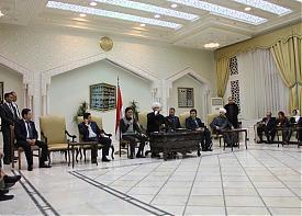 делегация рф в сирии|Фото: александр ивачев