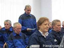 губернатор Свердловской области Александр Мишарин Алапаевский металлургический завод АМЗ|Фото:Накануне.RU