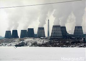 богословский алюминиевый завод, баз, русал, трубы, дым, производство, экология|Фото: Накануне.RU