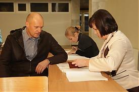 Сергей Давыдов голосование|Фото:cheladmin.ru