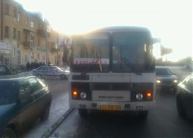 паз, подвоз избирателей |Фото: александр ивачев