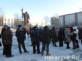 пикет несогласные с выборами площадь обороны |Фото:nakanune.ru