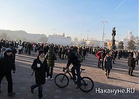 митинг против фальсификации выборов, екатеринбург |Фото: