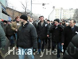 немцов, митинг, площадь революции, болотная площадь, москва,10.12.2011|Фото: Накануне.RU