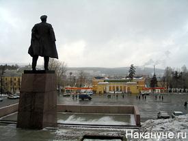 новоуральск центральная площадь|Фото: Накануне.ru