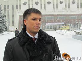 Андрей Ленда руководитель молодежной организации УВЗ Фото:Накануне.RU