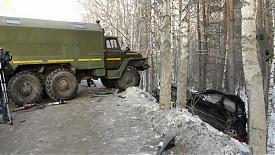 дтп, сибирский тракт, грузовик, урал, лада калина|Фото:ГИБДД Екатеринбурга