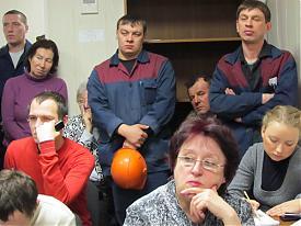 уралтрансмаш, визит рабочих увз, комитет в поддержку путина|Фото:Накануне.RU