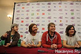 старый новый рок 2012, Fools Garden Фото:Накануне.RU