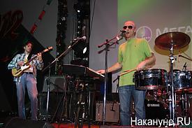 старый новый рок 2012, Запрещенные барабанщики Фото:Накануне.RU