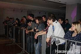 старый новый рок 2012, Зрители Фото:Накануне.RU
