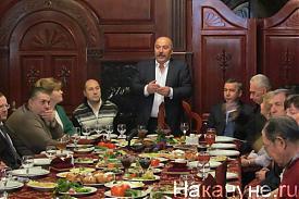 руководитель Армянской общины в Свердловской области Масис Назарян |Фото: Накануне.RU