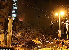 обрушение рио-де-жанейро|Фото: twitter.com/BlogdoNoblat
