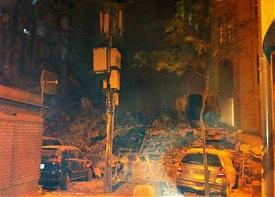 обрушение рио-де-жанейро|Фото: twitter.com/LesNews