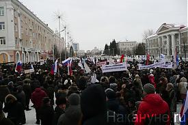 митинг в поддержку Путина в кургане 04.02.2012|Фото: Накануне.RU
