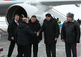 путин куйвашев юревич |Фото: пресс-служба губернатора челябинской области