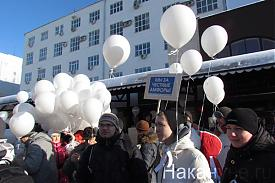 шествие екатеринбург плотинка 04.02.2012 амфоры Фото: Накануне.RU