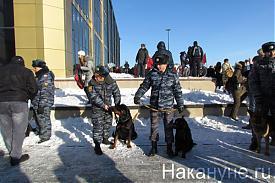 полиция шествие екатеринбург плотинка 04.02.2012 Фото: Накануне.RU