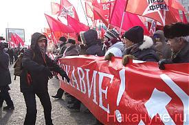 левый фронт, митинг на болотной, 4.02.2012|Фото: Накануне.RU