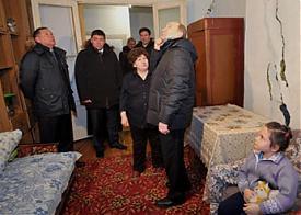 роза путин куйвашев аварийное жилье |Фото: правительство рф