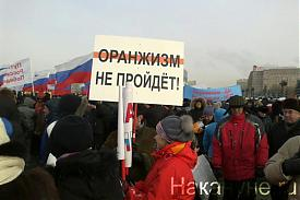 митинг на поклонной горе, 04.02.2012 Фото: Накануне.RU