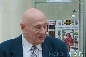 Семен Спектор руководитель штаба Путина Свердловской области заседание штаба в поддержку Путина|Фото: Накануне.RU