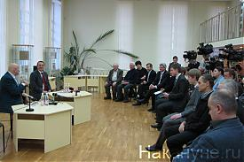заседание штаба в поддержку Путина|Фото: Накануне.RU