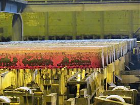 Северский трубный завод, СТЗ, трубопрокатный цех, трубы|Фото: Накануне.RU