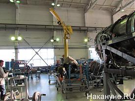 завод гражданской авиации встреча холманских с рабочими|Фото:Накануне.RU