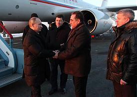 путин куйвашев богомолов казаков |Фото: пресс-служба губернатора курганской области