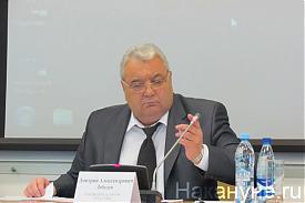 Дмитрий Лебедев руководитель росалкогольрегулирования по урфо|Фото: Накануне.RU
