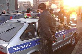 задержание полицией угонщика|Фото: пресс-служба ГИБДД Екатеринбурга
