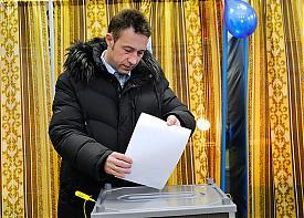 Игорь Холманских голосование |Фото: УВЗ