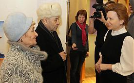 Наталья Комарова|Фото:пресс-служба губернатора ХМАО