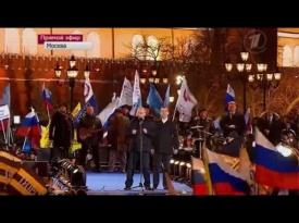 путин, медведев, манеж, выборы|Фото: